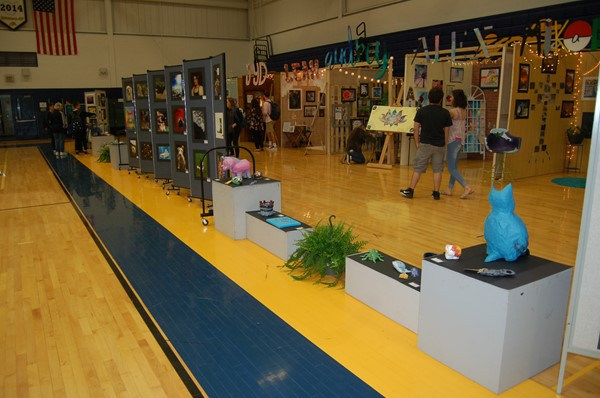OFHS May Art Show