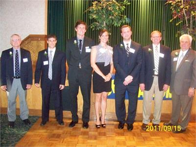 2011 Athletic Hall of Fame Inductees