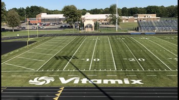 Vitamix Field - Wide Shot