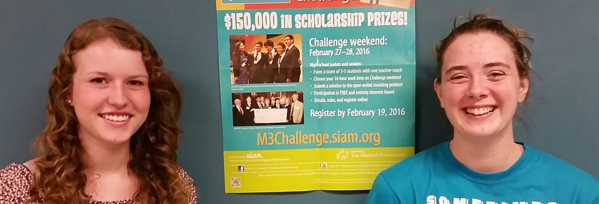 OFHS Mathletes Compete at Moody's Mega Math Challenge