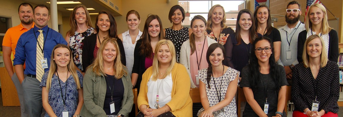 Welcome New Bulldog Teachers!